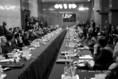 Európai Kommunista és Munkáspártok Konferenciájának előkészítése kapcsán Kádár János mond beszédet
