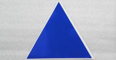 Egy szabályos háromszög fele