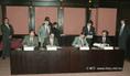 Az EBRD és a MATÁV egyezményének aláírása