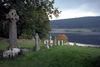 Falusi temető