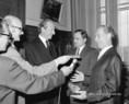 Kurt Waldheimet fogadta Fock Jenő