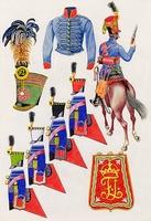 Nemesi felkelõ huszárok (1809)