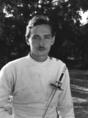 Sákovits József, tőrvívó