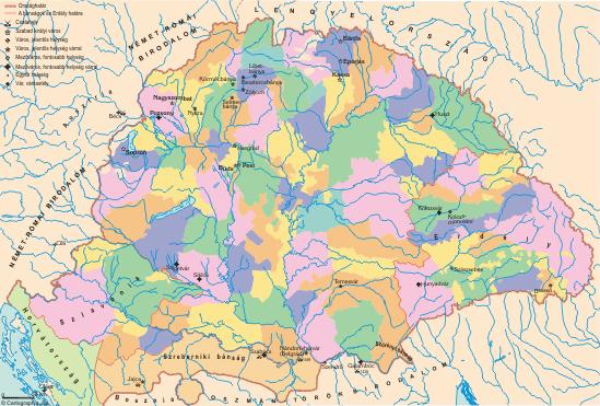 Magyarország a Hunyadiak és a Jagellók korában