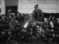 Bethlen István beszél Derecskén, 1922. május