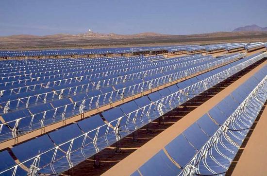 A napenergia felhasználása