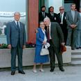 Elutazott Budapestről Mihail Gorbacsov