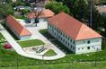 A lökösházai határátkelőhely a magyar-román határon