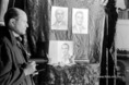 Az élsportolók portréit festi Marosi Tímár János, festőművész