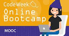 EU Codeweek online kurzus indul az EUN Academy-n!