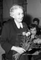 Várnai Zseni József Attila-díjas költő