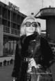 Budapestre érkezett Virna Lisi olasz filmsztár