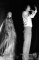 Az Evita című rockopera magyarországi ősbemutatója