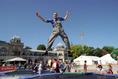 Extrém sportok a Városligetben
