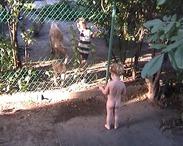 Játszó gyerek