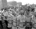 Az I. Magyar - Szovjet Barátságfesztiválra megérkeznek a szovjet vendégek