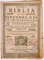 Károlyi Gáspár Bibliafordítása
