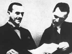 Thomas Mann és József Attila 1937-ben