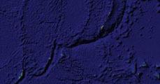 A tengerfenék domborzata