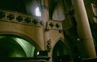 A soproni ferences kolostor karzata