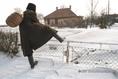 Drámai hóhelyzet a Dél-Alföldön