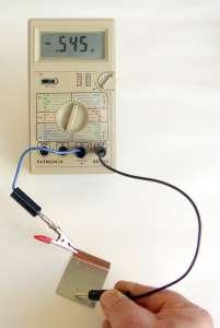 A Volta-elem működése
