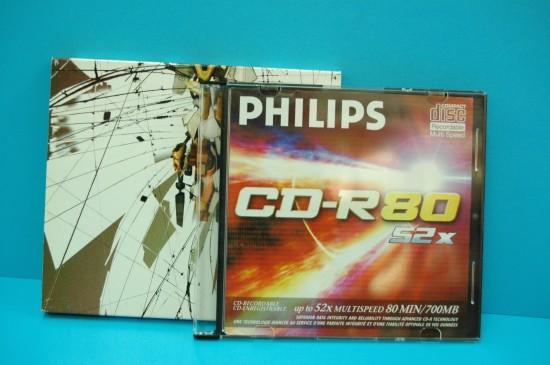 CD lemez, fajtái
