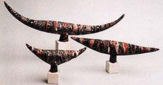 Fodor Ilda, az őselemek keramikusa