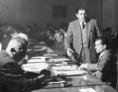 A munkás önkormányzatot előkészítő bizottság ülése
