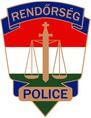 A Magyar Köztársaság Rendőrségének emblémája