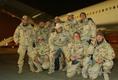 Az Irakban szolgálatot teljesített katonák első csoportja Budapesten