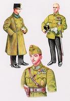 Huszártiszti ruha (1941)