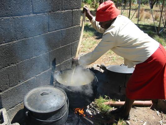 Párolgás főzéskor