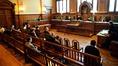 Bírósági tárgyalás büntető ügyben