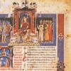 Díszes oldal a Képes Krónikából
