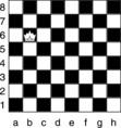 A sakktábla
