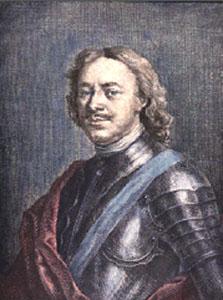 I. Nagy Péter cár