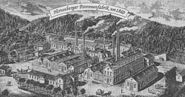 Egy 19. századi magyar gyárüzem