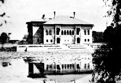 Előkelő család palotája Moldvában