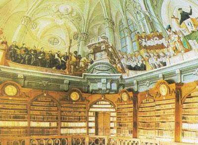 Az Egri Líceum könyvtára