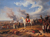 Napóleon csatát irányít
