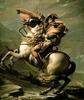Napóleon átkel az Alpokon