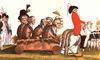 A király szökése, 1791