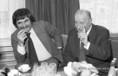 Kádár János és Juhász Ferenc