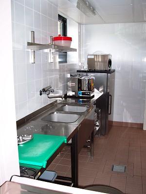 Húselőkészítő helyiség