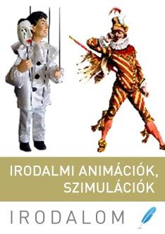 Irodalmi animációk, szimulációk