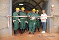 Új bauxitbányát avattak Fenyőfőn