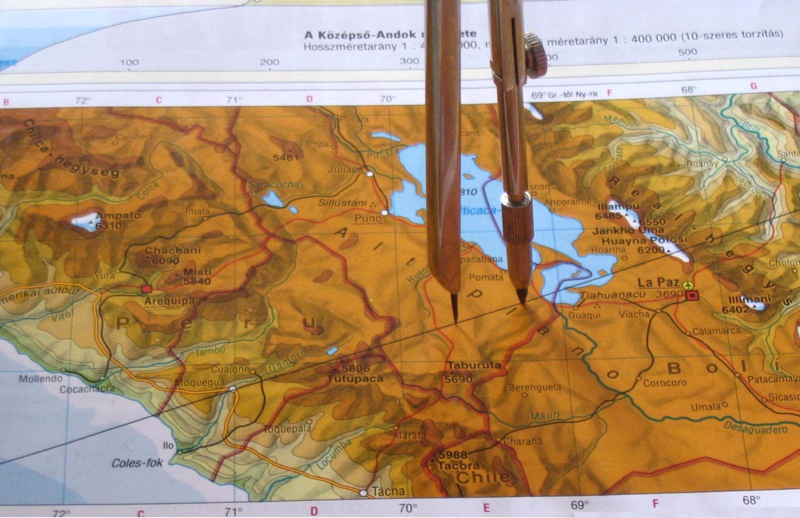 távolságmérő térkép Közlekedési földrajz | SuliTudásbázis távolságmérő térkép