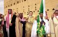 Orbán Viktor Szaúd-Arábiában