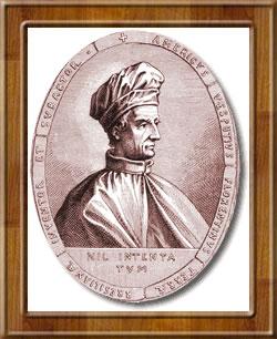 Vespucci portréja